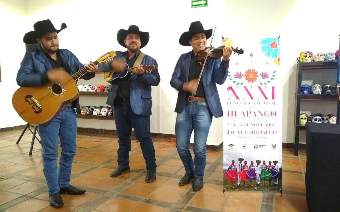 Presentan concurso de huapango - El Sol de San Juan del Río
