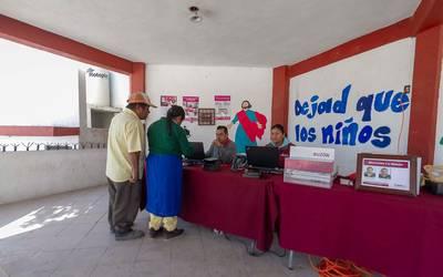 Actualizan Credencial De Elector En Pedro Escobedo El Sol