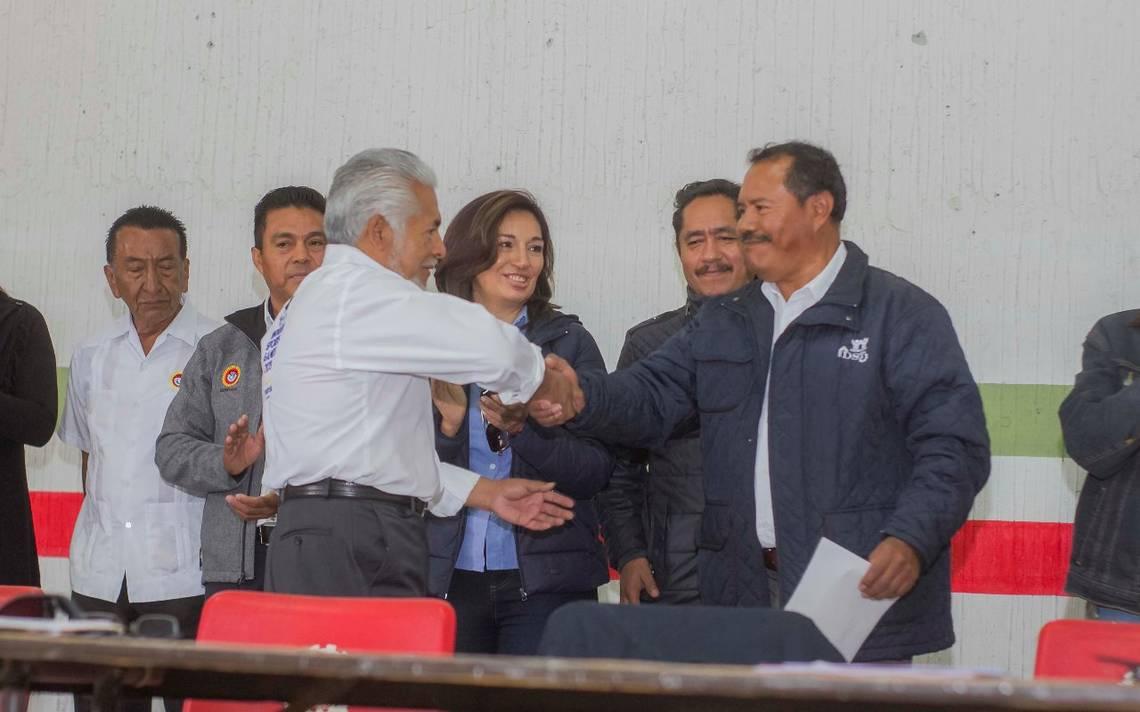 Renuevan dirigencia de la CTM de San Juan del Río - El Sol de San Juan del Río